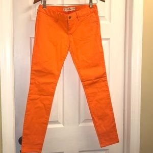 Hollister colored jeans